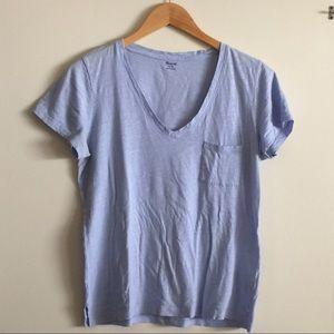Madewell short sleeved whisper tee size M
